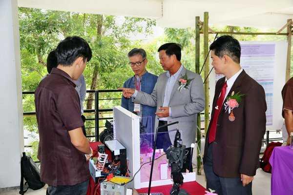 พิธีมอบรางวัลการประชุมวิชาการวิจัย CRCI ครั้งที่ 3