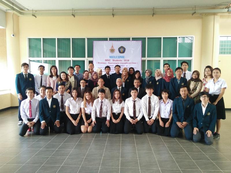 """มทร.ล้านนา ลำปางจัดโครงการแลกเปลี่ยนนักศึกษาระหว่างประเทศ """"Brawijaya – RMUTL International Class Program (BRIC Program)"""" สร้างประสบการณ์เรียนรู้สู่นักศึกษา"""