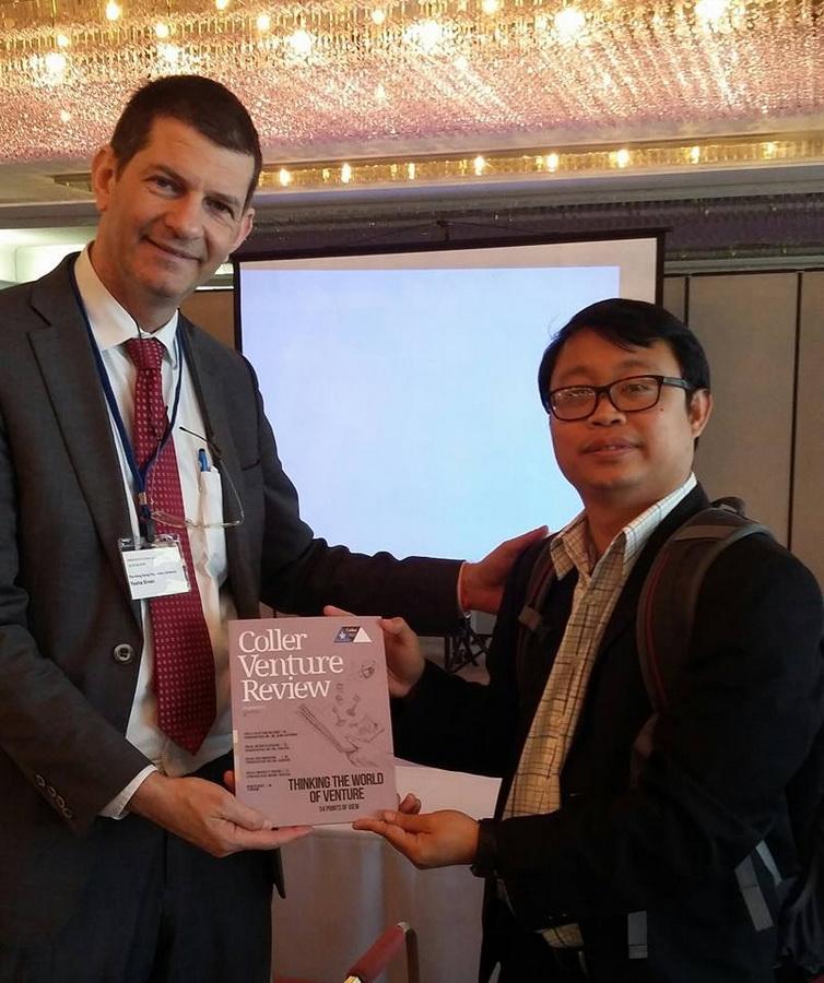 บุคลากรวิทยาลัยฯ ตัวแทนจากมหาวิทยาลัยพี่เลี้ยง โครงการวิทยาลัยเทคโนโลยีฐานวิทยาศาสตร์ เข้าร่วมงานประชุมวิจัยระดับนานาชาติ IKMAP2016 ณ เมืองโกเบ ประเทศญี่ปุ่น
