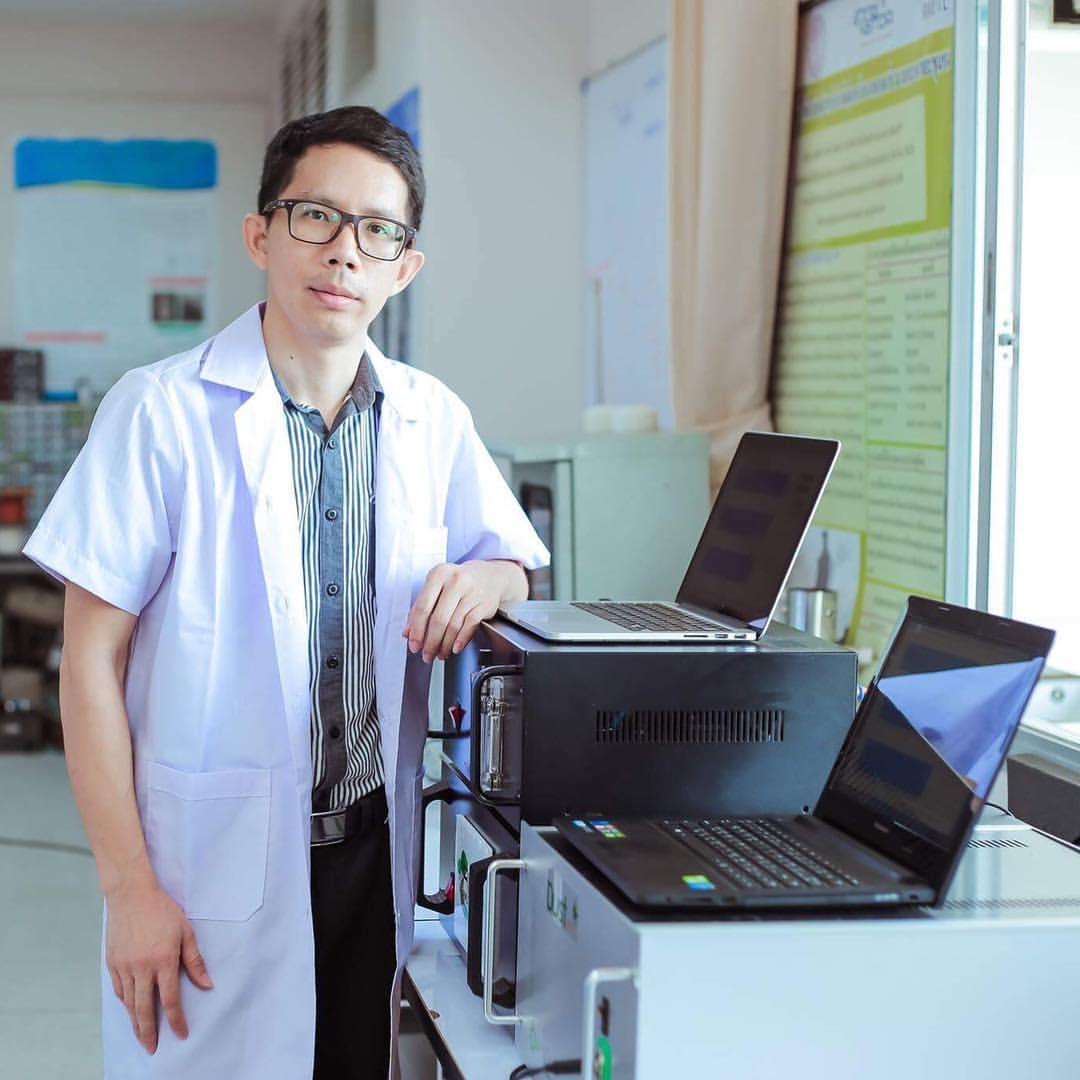 อาจารย์ มทร.ล้านนา ได้รับรางวัลพระราชทาน นักเทคโนโลยีรุ่นใหม่ ประจำปี พ.ศ. 2559