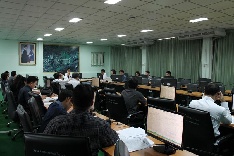 มทร.ล้านนา ลำปาง จัดประชุมเตรียมพร้อมคณะกรรมการจัดทดสอบ V-NET