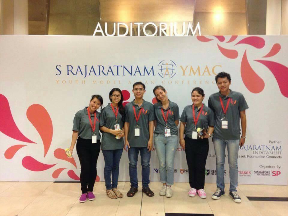 นักศึกษา มทร. ล้านนา เข้าร่วมโครงการ S Rajaratnam Youth Model ASEAN Conference (SRE-YMAC) 2016's scholarship ณ Singapore Polytechnic International ประเทศสิงคโปร์