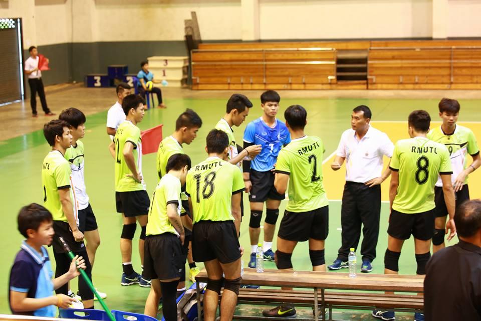 การแข่งขันกีฬามหาวิทยาลัยแห่งประเทศไทยครั้งที่ 44 รอบคัดเลือกภาคเหนือ ประเภทวอลเลย์บอลชาย