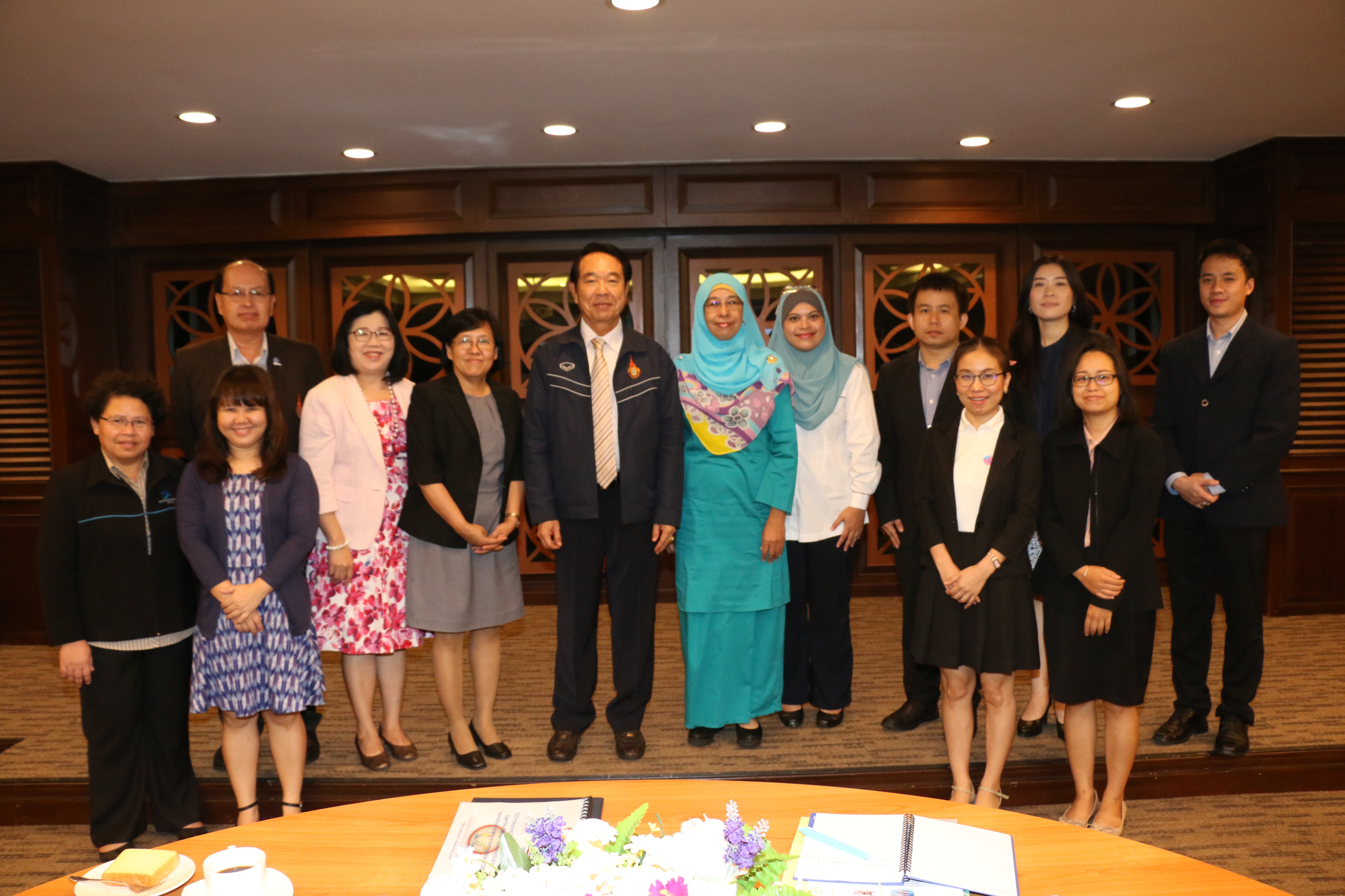 Welcome to the Delegation of Ministry of Education of Malaysia