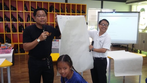 ทีม STEM RMUTL ขยายผลด้านสะเต็มศึกษา