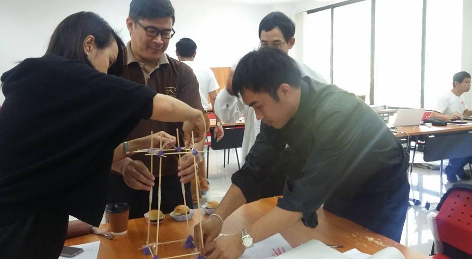 มทร.ล้านนา ลำปาง ร่วมประชุมเตรียมความพร้อมการเรียนการสอนแบบ STEM