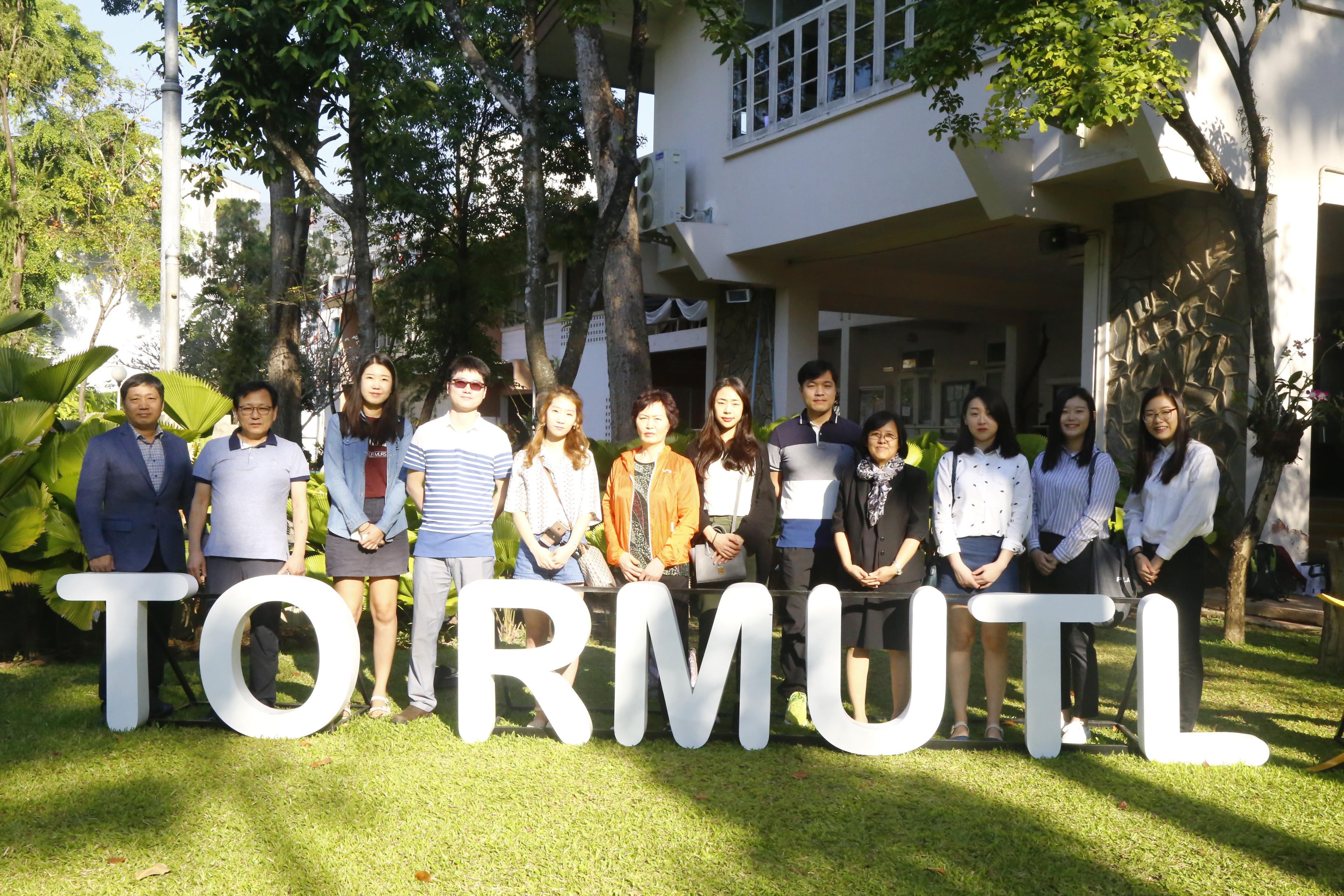 KOREATECH เข้าประชุมกับผู้บริหาร มทร.ล้านนา ถกประเด็นพัฒนาอาจารย์และนักศึกษาร่วมกัน