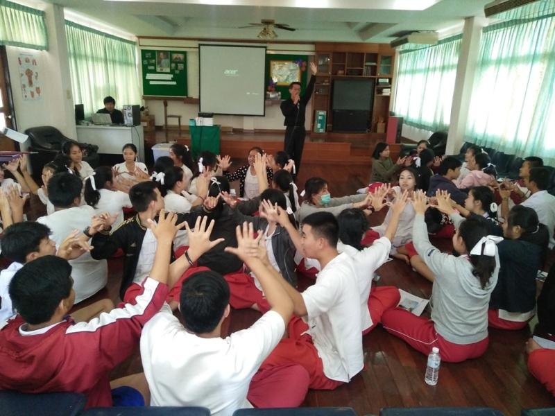 มทร.ล้านนา ลำปาง ออกแนะแนวการศึกษา ณ โรงเรียนวิชชานารี เพิ่มโอกาสทางการศึกษา