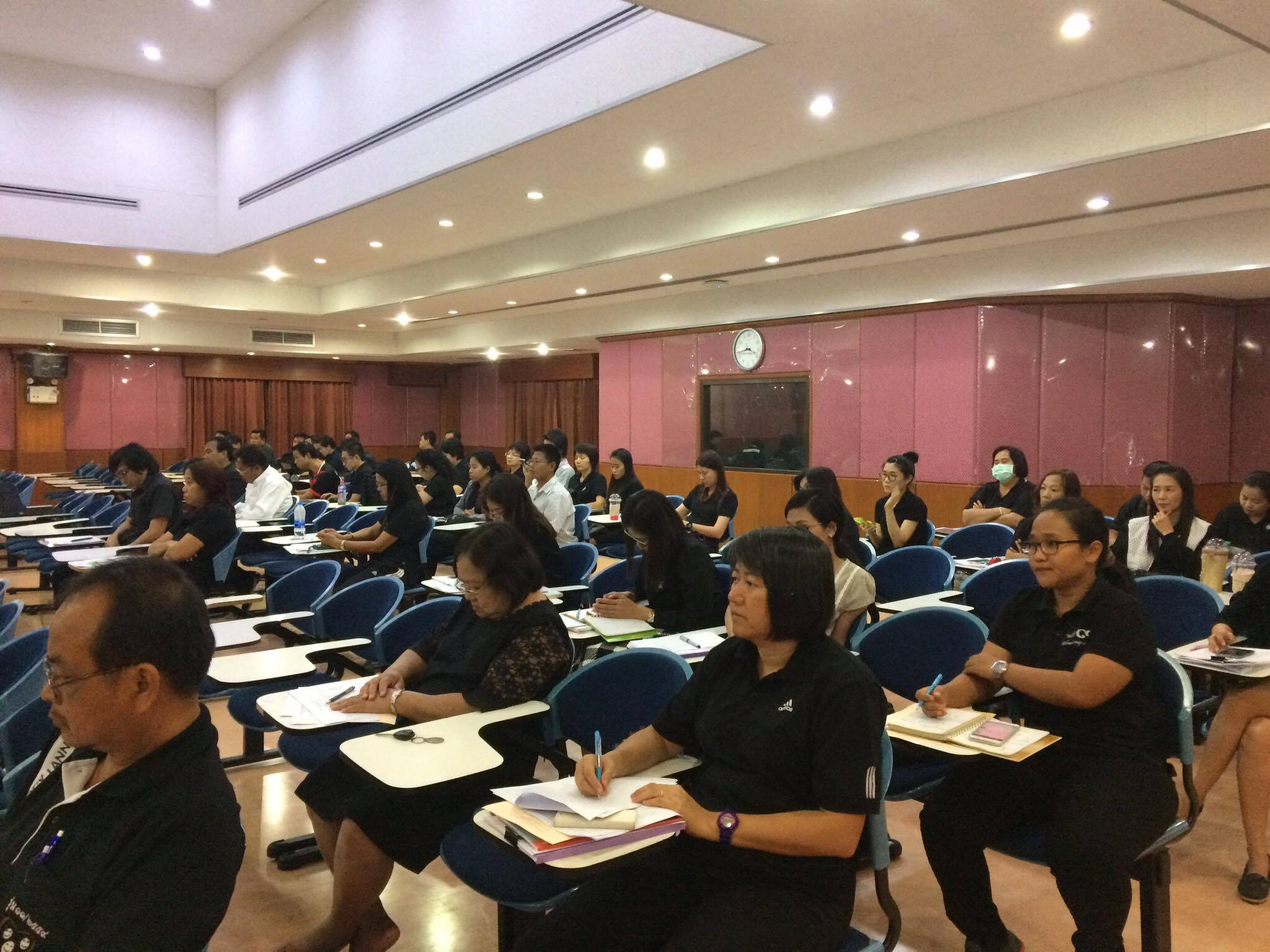 โครงการพัฒนาระบบและติดตามผลการดำเนินงานประกันคุณภาพการศึกษา พื้นที่พิษณุโลก