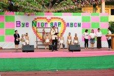 ร่วมกิจกรรม Bye Nior SAP  ABCM