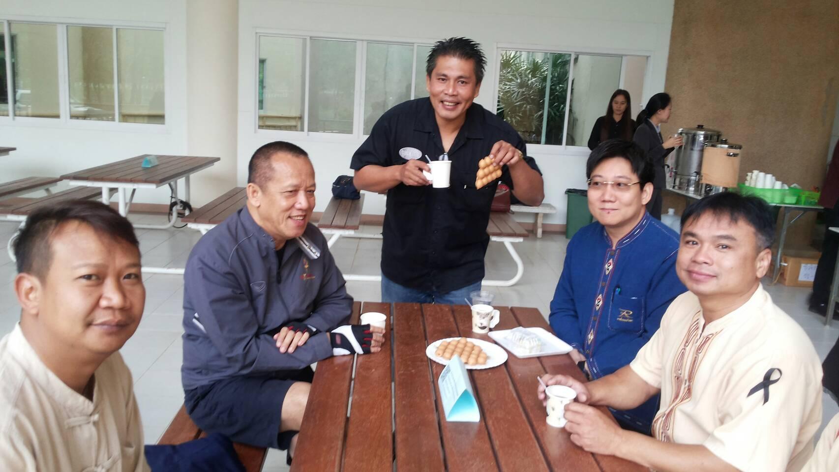 4 th Coffee Club