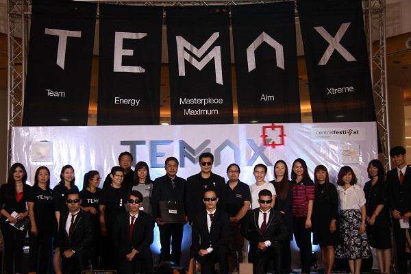 TEMMAX  สุดยอดผลงานนักศึกษาออกแบบสื่อสาร ในมุมมองใหม่ แบบความคิดไร้ขีดจำกัด