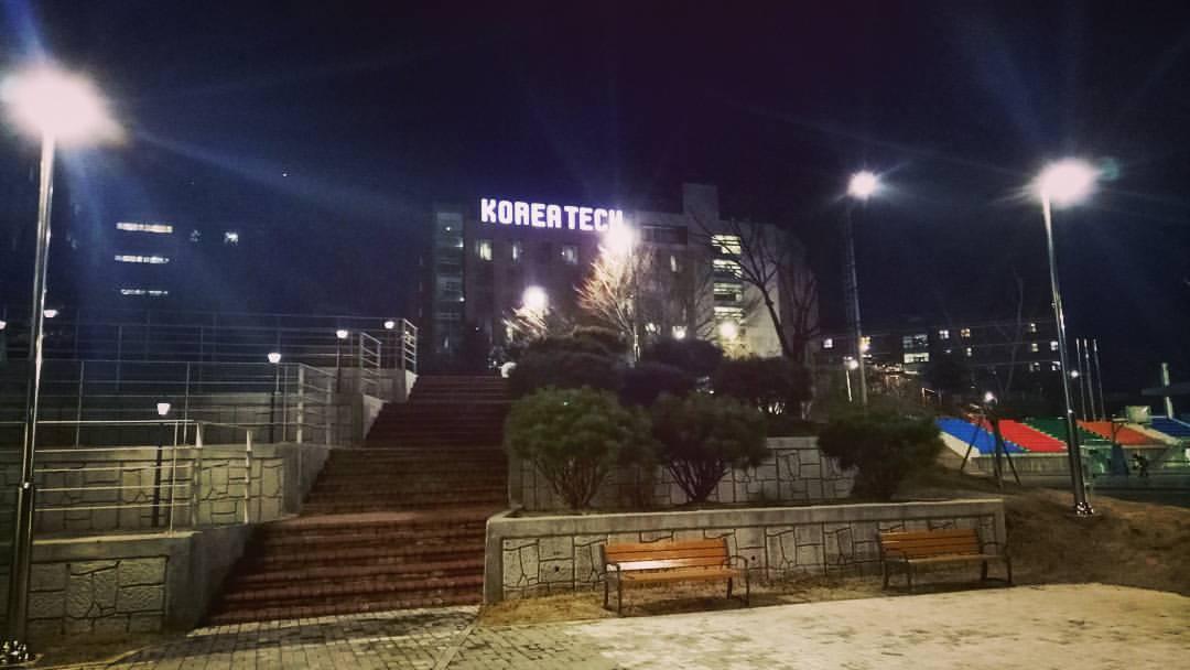 โครงการแลกเปลี่ยนนักศึกษากับ Korea University of Technology and Education (KOREATECH)  สาธารณรัฐเกาหลี