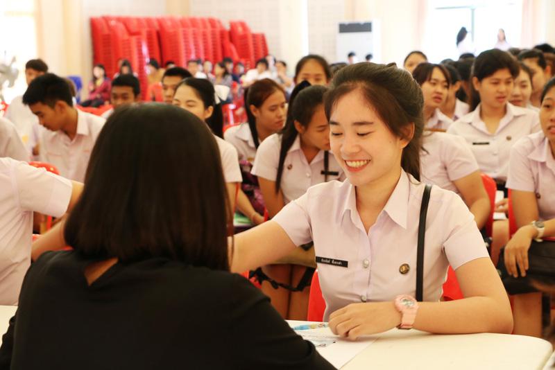 มทร.ล้านนา ลำปาง จัดสอบสัมภาษณ์นักศึกษารอบรับตรงและพิเศษ 2