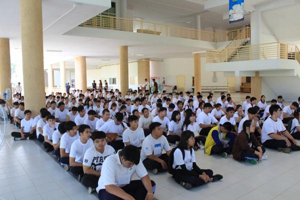 มทร.ล้านนา เชียงราย จัดโครงการอบรมจริยธรรมนักศึกษาใหม่ ประจำปีการศึกษา 2560 รุ่นที่ 1