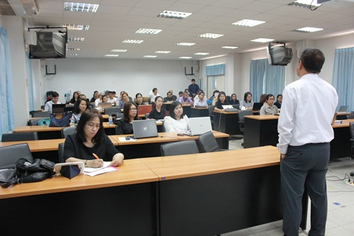 มทร.ล้านนา ชร. จัดโครงการส่งเสริมการจัดทำผลงานทางวิชาการแก่บุคลากร