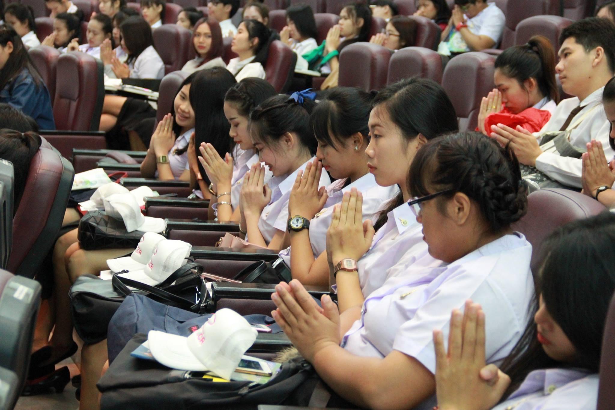 มทร.ล้านนา เชียงราย จัดอบรมปฐมนิเทศนักศึกษาใหม่ 2560