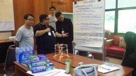 บุคลากรวิทยาลัยเทคโนโลยีและสหวิทยาการ ร่วมเป็นวิทยากร โครงการอบรมเชิงปฏิบัติการพัฒนาศักยภาพบุคลากรทางด้านสะเต็มศึกษา ณ วิทยาลัยอาชีวศึกษาเชียงใหม่ จ.เชียงใหม่