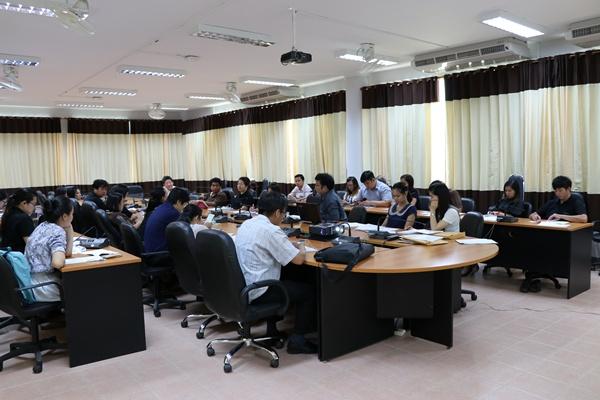 มทร.ล้านนา เชียงราย ประชุมเตรียมความพร้อมโครงการ Startup Fair
