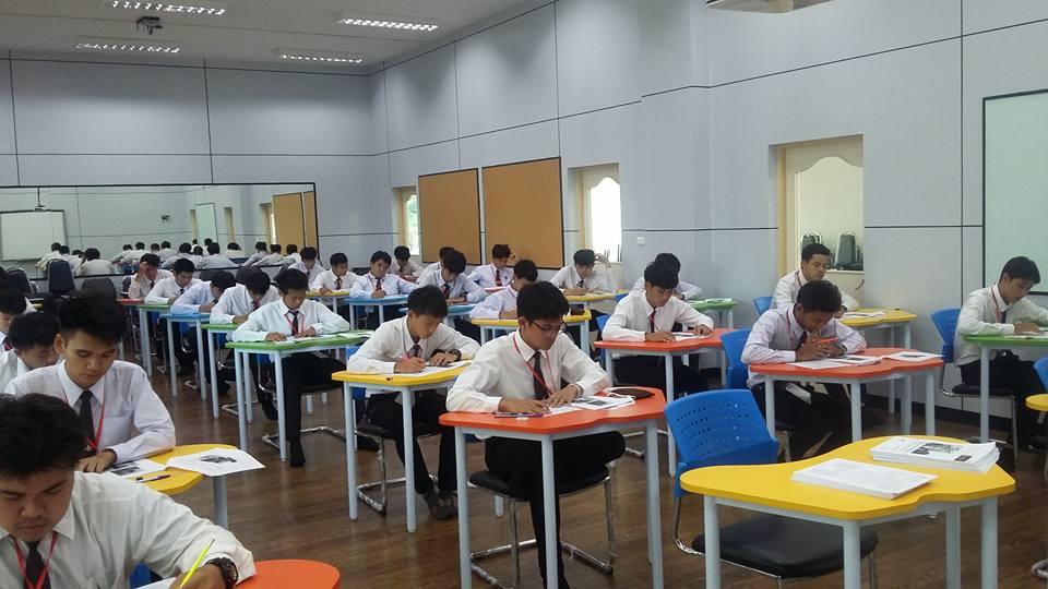 ศูนย์ภาษา มทร.ล้านนา เชียงราย จัดสอบ Mock TOEIC ให้กับนักศึกษารหัส 60