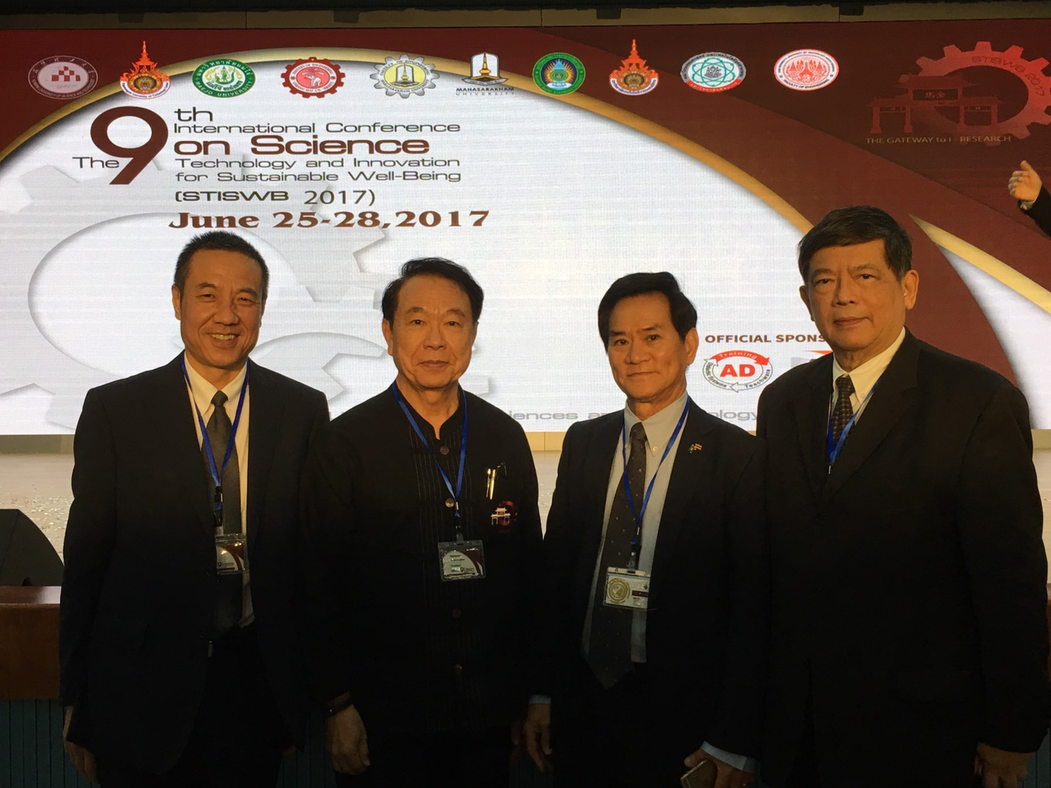 RMUTL join with KUST to organize International Symposium at Kunming, Yunnan in People's Republic of China (PRC)