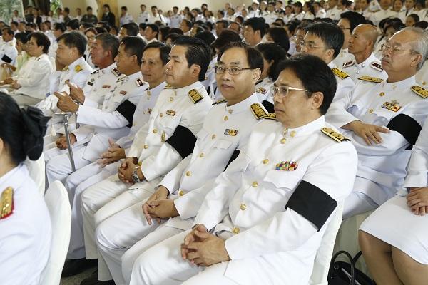 มทร.ล้านนา ร่วมลงนามถวายพระพรชัยมงคล  28 กรกฎาคม 2560
