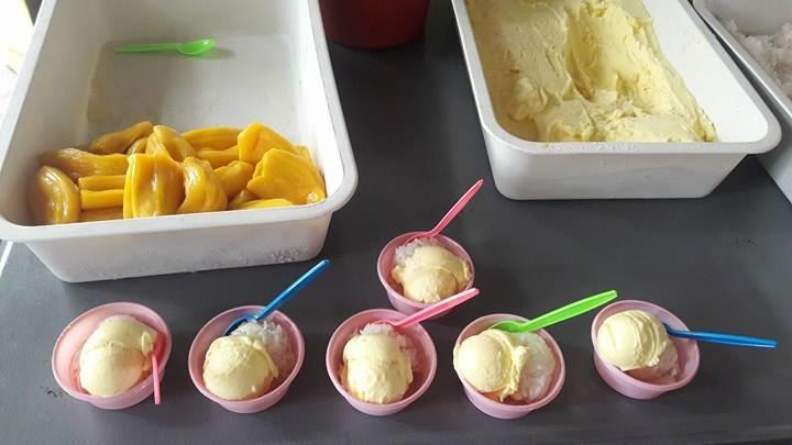 มทร.ล้านนา ลำปาง จับมือกระทรวงวิทย์ เป็นวิทยากรฝึกอบรมเชิงปฏิบัติการ การทำไอศกรีมขนุน