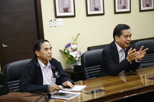 Certification Centre of Rajamangala University of Technology Lanna, get an assessment from the Office of Civil Rights Protection and Legal Aid to the Citizens.