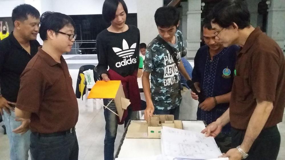 บุคลากรวิทยาลัยฯ เข้าร่วมเป็นวิทยากรทีมสะเต็มขยายผลตามโครงการ STEM Education ค่ายยุววิศวกรโครงการหลวง