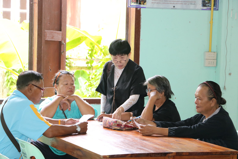 มทร.ล้านนา ลำปาง จัดฝึกอบรมเชิงปฏิบัติการ การคิดต้นทุน การวางแผนธุรกิจและช่องทางการตลาดยกระดับคุณภาพชีวิตของหมู่บ้าน ชุมชนแบบมีส่วนร่วมบ้านวอแก้ว