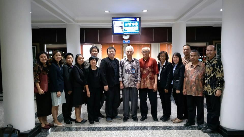 การประชุมเชิงปฏิบัติการจัดทำแผนการเรียนร่วมกันระหว่าง มทร.ล้านนา และ University of Brawijaya, Indonesia