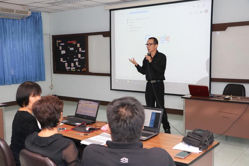 วทก.มทร.ล้านนา  จัดโครงการ Ubiquitous Learning นวัตกรรมเพื่อการเรียนการสอน พัฒนาครูและผู้เรียนในศตวรรษที่ 21