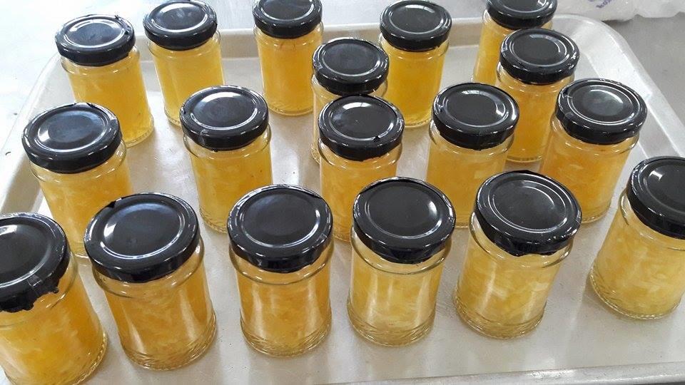 มทร.ล้านนา ลำปาง ร่วมมือกับ โรงเรียนเมืองมายวิทยา จัดฝึกอบรมเชิงปฏิบัติการ การทำแยมสับปะรด