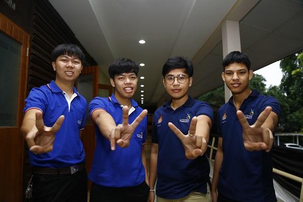ร่วมส่งกำลังใจเชียร์ นักศึกษามทร.ล้านนา คว้าเหรียญทองการแข่งขันฝีมือแรงงานเวทีระดับโลก