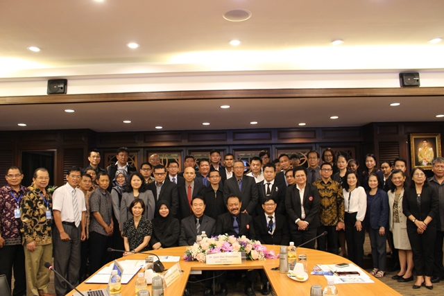 การประชุม 2nd SEAMEO Polytechnic Network Meeting