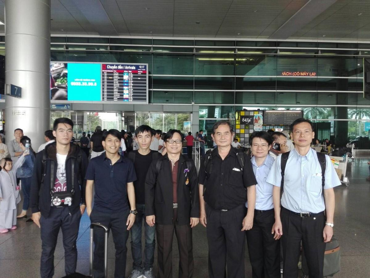 นักศึกษา มทร.ล้านนา เดินทางไปแลกเปลี่ยนประสบการณ์ ทำวิชาโครงงาน และสหกิจศึกษา ณ HCMUTE ประเทศเวียดนาม