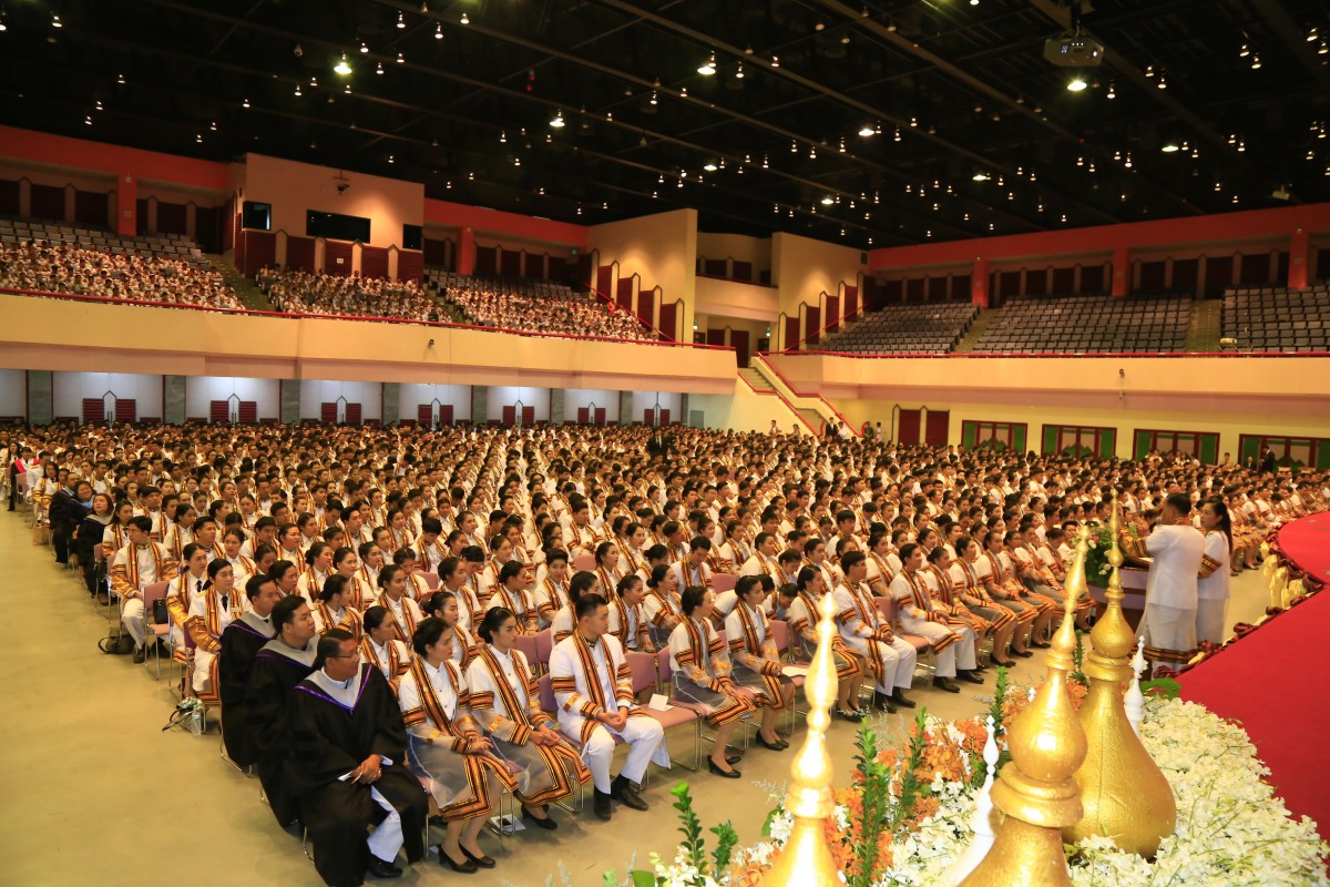 มทร.ล้านนา จัดพิธีซ้อมรับพระราชทานปริญญาบัตร ประจำปีการศึกษา 2559