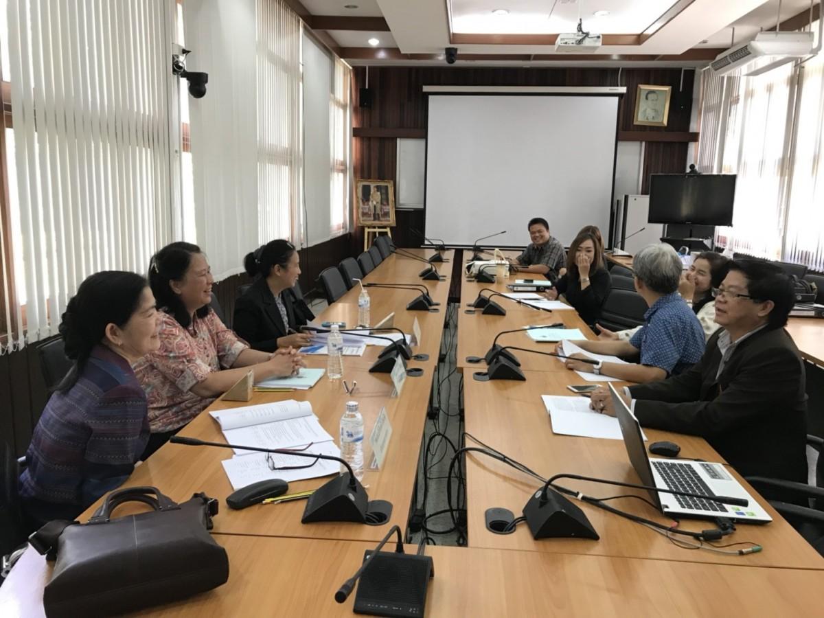 การตรวจประเมินคุณภาพการศึกษาภายใน สถาบันถ่ายทอดเทคโนโลยีสู่ชุมชน (16-17 พ.ย. 60)