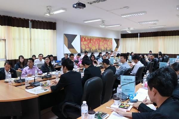 มทร.ล้านนา เชียงราย จัดการประชุมคณะกรรมการ ประจำสนามสอบ V-net ประจำปีการศึกษา2560