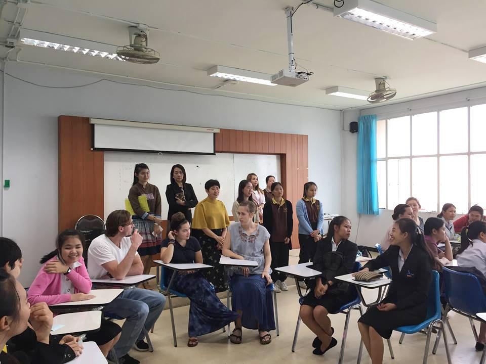 มทร.ล้านนา ลำปาง จัดโครงการ GET ENGLISH เพื่อพัฒนาทักษะภาษาอังกฤษให้กับนักศึกษา