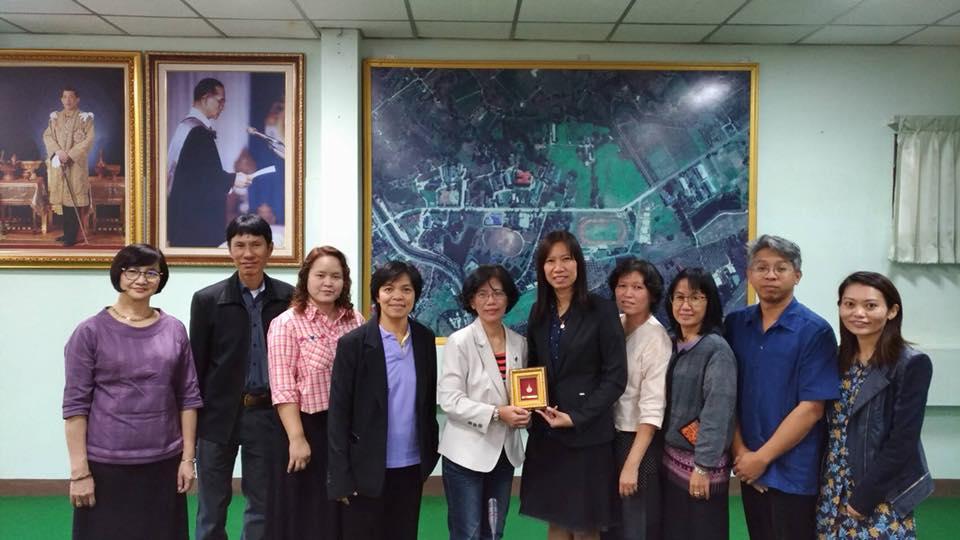 โครงการรับรอง Professor. Dr. Tsai Pi-Jen จาก National Pingtung University of Science and Science and Technology (NPUST) ไต้หวัน