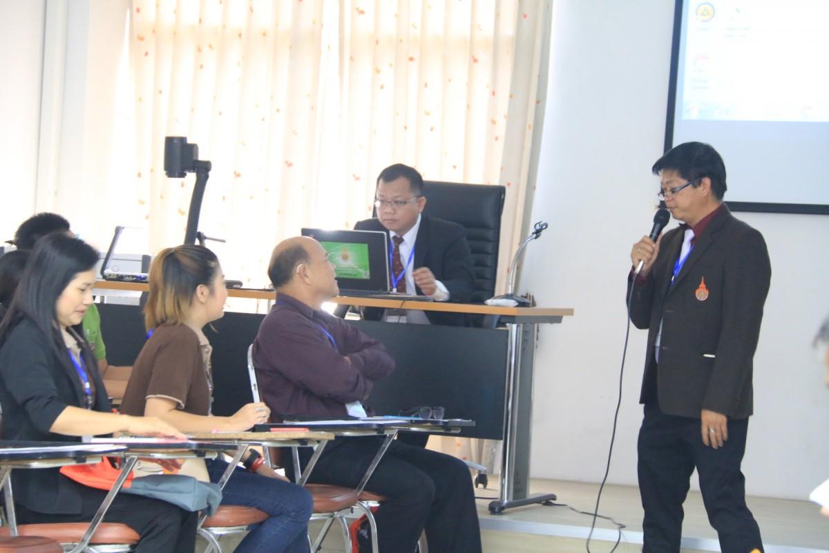 มทร.ล้านนา ร่วมแลกเปลี่ยนเรียนรู้แผนปฏิบัติที่ดี  ในการสัมมนาการจัดการความรู้สู่การขับเคลื่อน Thailand 4.0