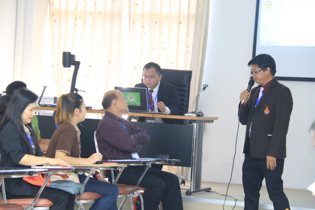 "RMUTL participate knowledge sharing a good action plan in the seminar ""the knowledge management for driving Thailand 4.0"""