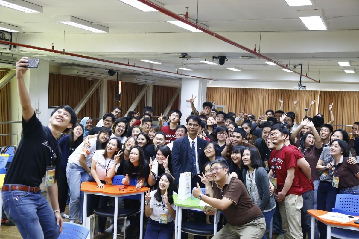 มทร.ล้านนา จัดกิจกรรมส่งเสริมทักษะการเรียนรู้ ร่วมแลกเปลี่ยนวัฒนธรรม ค่าย LEX 2018