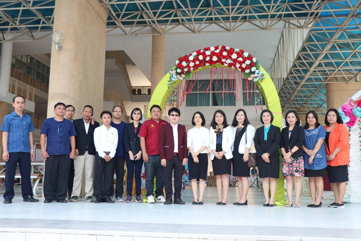 มทร.ล้านนา เชียงราย โครงการนำเสนอผลงานของนักศึกษา โครงการ MG Talent 2018 และ โครงการ  Cooperative Learning