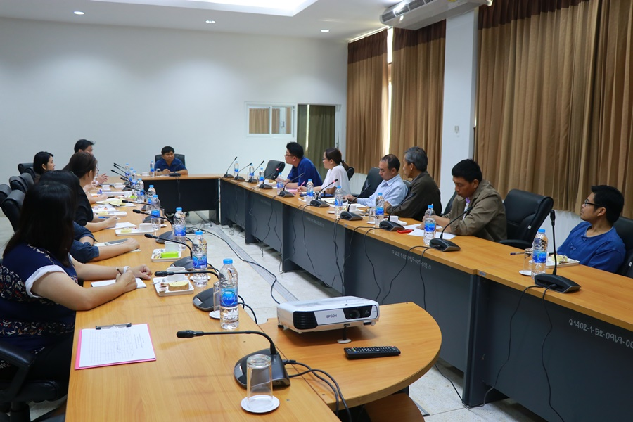 มทร.ล้านนา เชียงราย  จัดการประชุมร่วมกับสถานประกอบการ ตามโครงการการร่วมลงทุนระหว่างภาครัฐและเอกชน