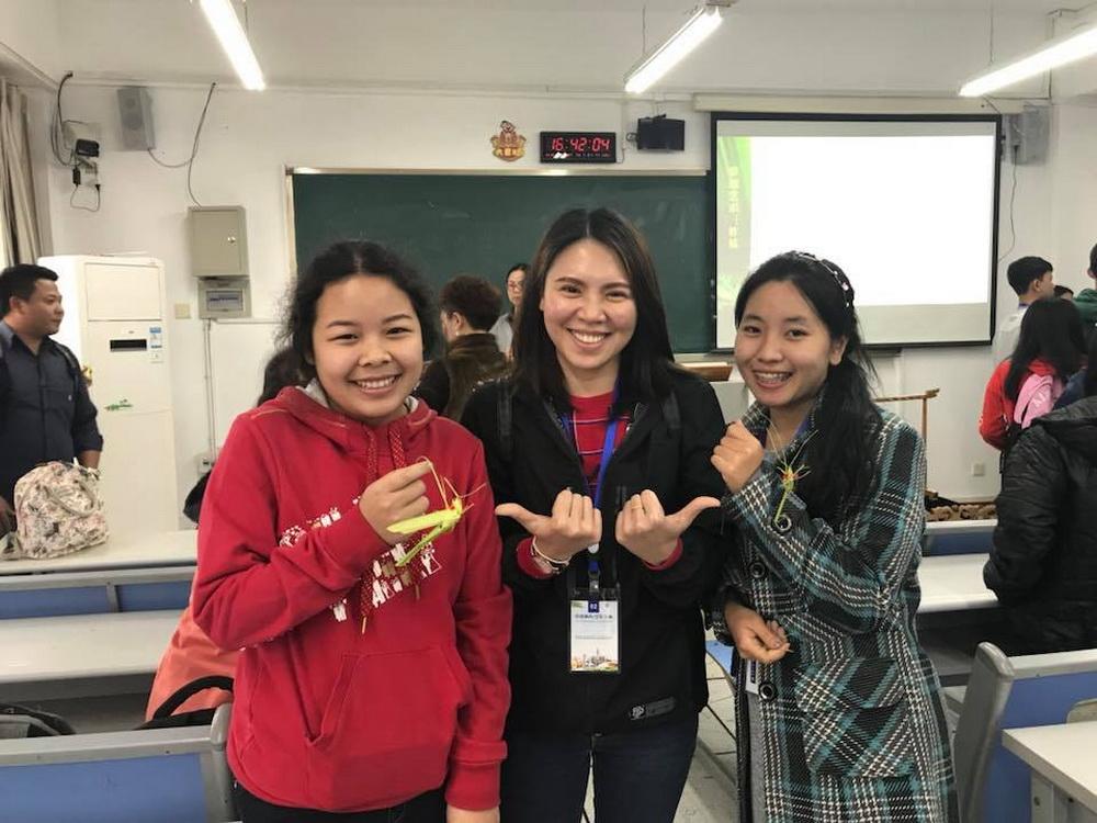 วิทยาลัยเทคโนโลยีและสหวิทยาการ ส่งนักศึกษาเข้าร่วมโครงการแลกเปลี่ยนเรียนรู้วัฒนธรรมและภาษาจีน ณ Chongqing Technology and Business University (CTBU) สาธารณรัฐประชาชนจีน