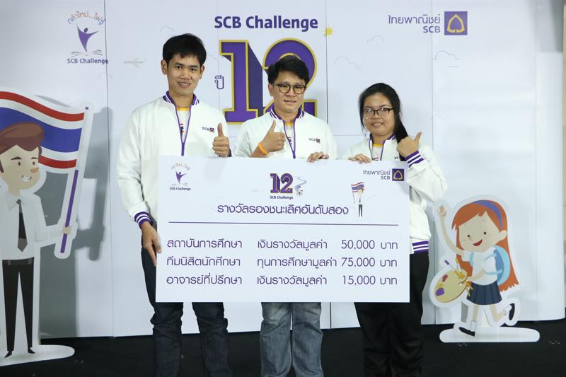 เด็กราชมงคลลำปางสุดเจ๋ง  คว้ารางวัลระดับประเทศ พัฒนาสื่อการเรียนรู้สำหรับผู้พิการทางสายตา