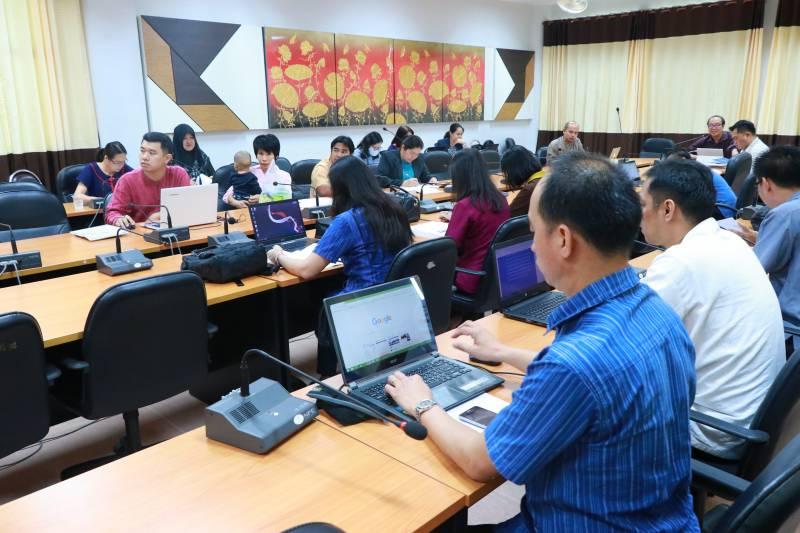 มทร.ล้านนา เชียงราย จัดโครงการทบทวนแผนยุทธศาสตร์การพัฒนามหาวิทยาลัย ระยะ 5 ปี (พ.ศ. 2561-2565)
