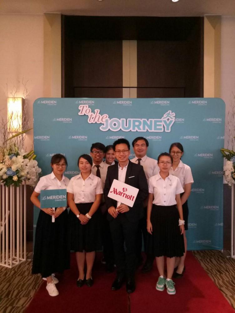 โครงการศึกษาดูงาน Journey with Marriotte